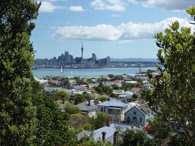 Auckland desde Devonport