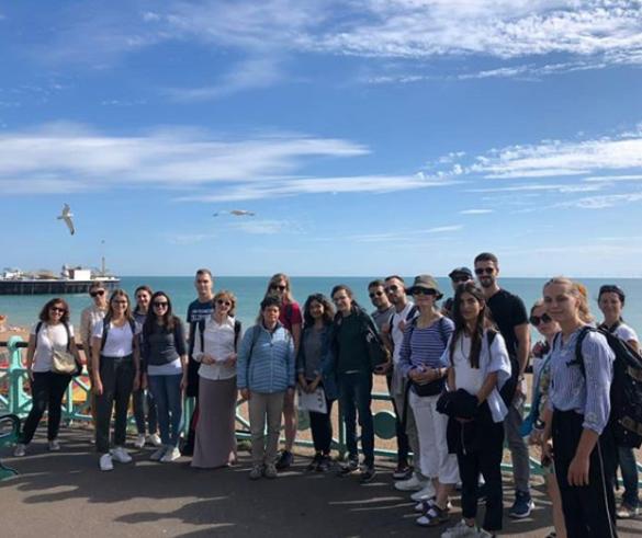 Testimonio de Andrea, de Donostia, sobre su estancia en Brighton