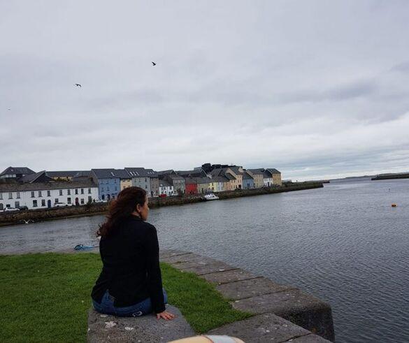 Testimonio de Estibaliz, de Bergara, sobre su estancia en Galway