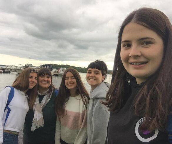 June, de Lekeitio, 16 años (2019).