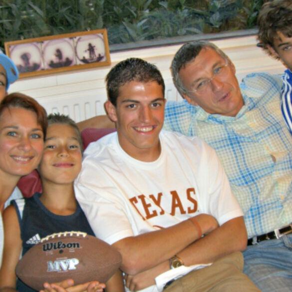 Convivencia en familia